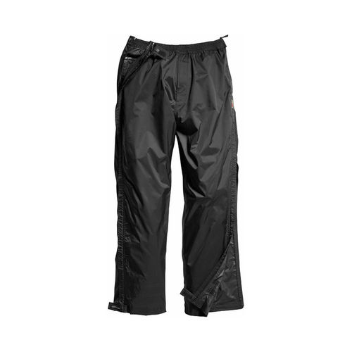 OWNEY OUTDOOR Unisex Regenhose NEW RAIN | Black