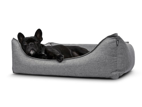 PADSFORALL® Hundebett DREAMCOLLECTION Softline | Silber