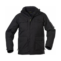 OWNEY OUTDOOR Unisex Winterparka TARAQ | Black