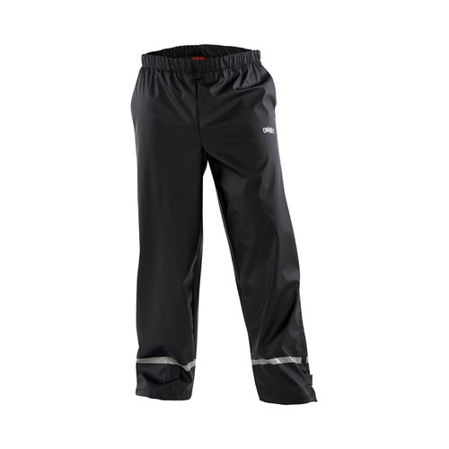 OWNEY OUTDOOR Unisex Regenhose IMAQ | Black