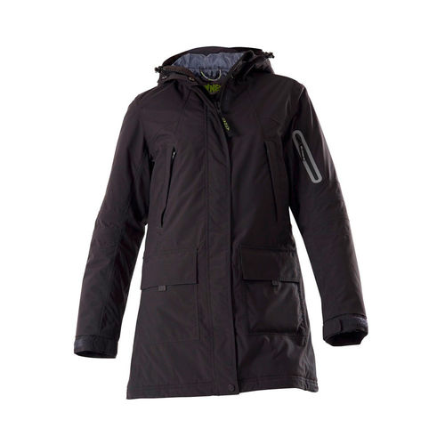 OWNEY OUTDOOR Damen Winterparka ALBANY | Anthracite