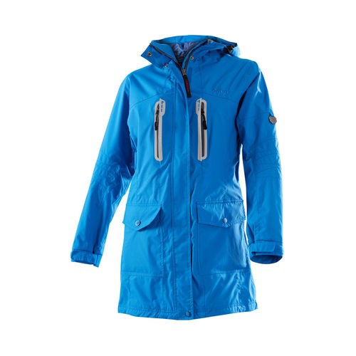 OWNEY OUTDOOR Damen Parka ARNAUTI | Alpine Blue