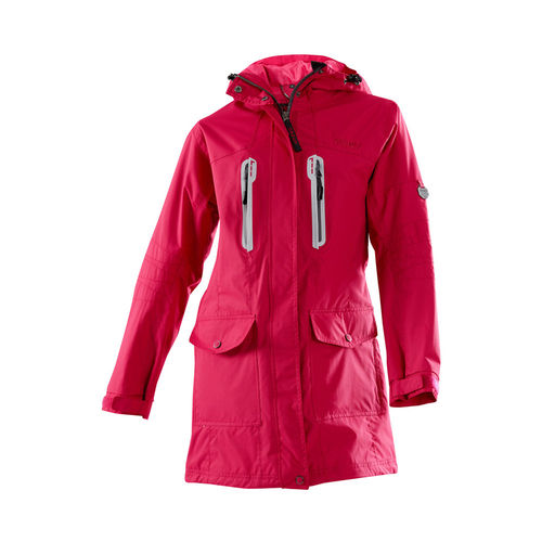 OWNEY OUTDOOR Damen Parka ARNAUTI | Vintage Red