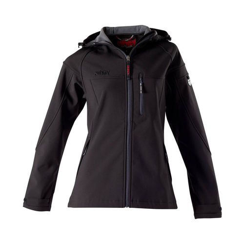 OWNEY OUTDOOR Damen Softshelljacke CERRO | Black