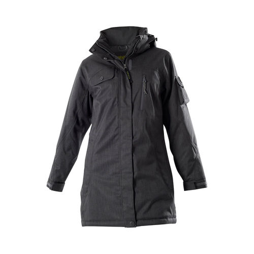 OWNEY OUTDOOR Damen Winterparka ARCTIC | Black