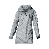 OWNEY OUTDOOR Damen Winterparka ARCTIC | Grey