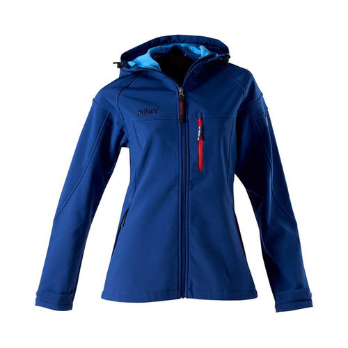 OWNEY OUTDOOR Damen Softshelljacke CERRO | Royal Blue