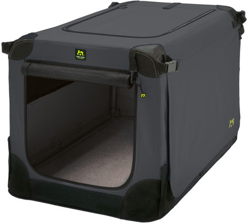 MAELSON® Hundebox faltbar Soft Kennel™ | Anthrazit