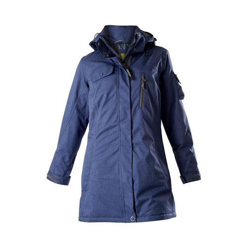 OWNEY OUTDOOR Damen Winterparka ARCTIC | Indigo Blue