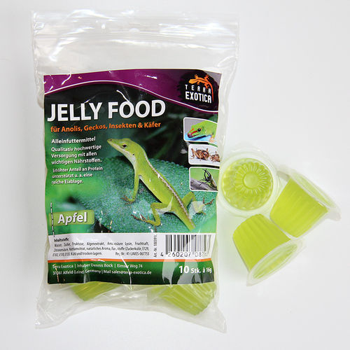 TERRA EXOTICA Jelly Food | Apfel