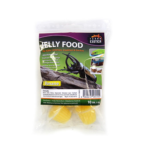 TERRA EXOTICA Jelly Food | Banane
