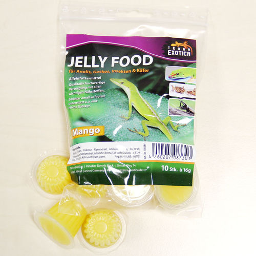 TERRA EXOTICA Jelly Food | Mango