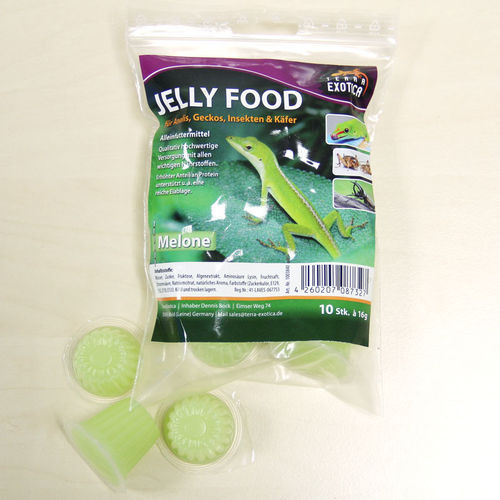 TERRA EXOTICA Jelly Food | Melone