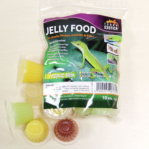 TERRA EXOTICA Jelly Food | Tropic Mix