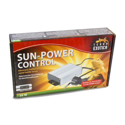 TERRA EXOTICA UV Sun-Power Control | 35 Watt
