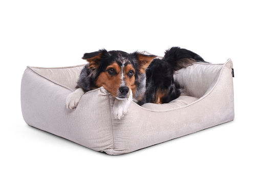 PADSFORALL® Hundebett DREAMCOLLECTION Velvetline | Creme