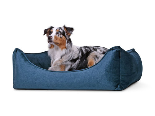 PADSFORALL® Hundebett DREAMCOLLECTION Velvetline | Petrol