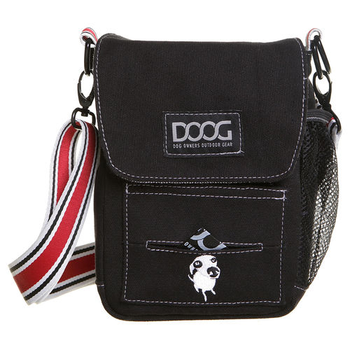 DOOG® Schultertasche SHOULDER BAG | Black