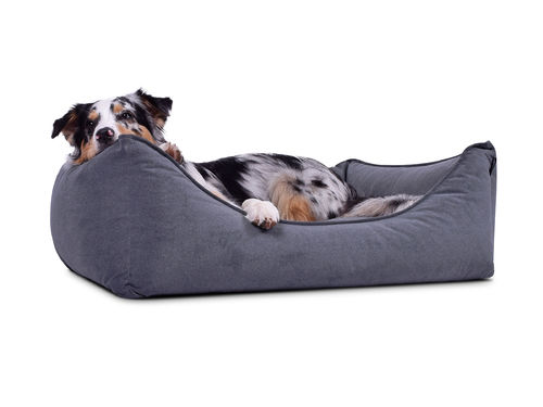 PADSFORALL® Hundebett DREAMCOLLECTION MF-Line | Anthrazit