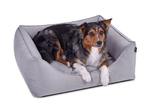 PADSFORALL® Hundebett DREAMCOLLECTION MF-Line | Silber